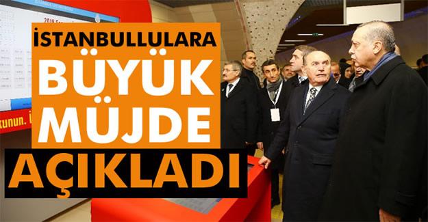 İstanbul'a 140 kilometrelik alternatif ulaşım güzergahı