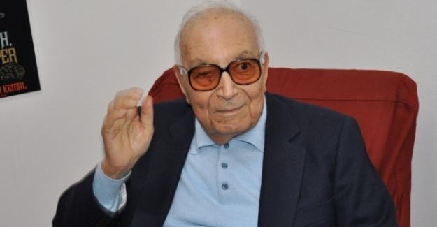 Usta yazar Yaşar Kemal ölüm yıl dönümünde köyünde anıldı
