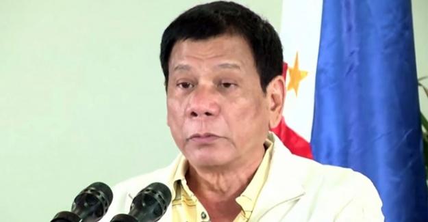 Duterte hakkında insan hakları ihlali raporu