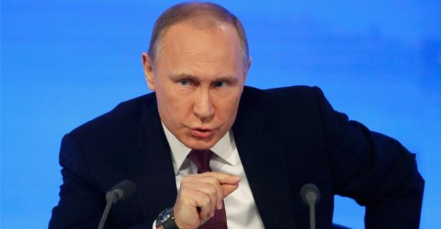 Putin'den Doping İtirafı
