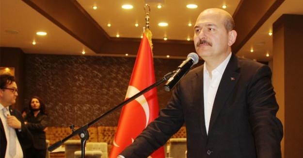 Soylu: Biz Türkiye'yi taşımayan bu sistemden şikayetçiyiz