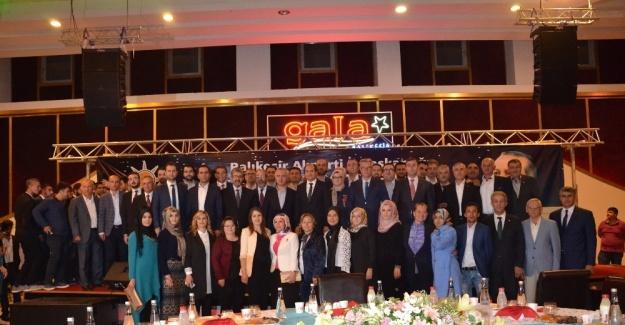 """AK Partili Ataş: """"Fitne odaklarına hükümetimiz müsaade etmeyecek"""""""