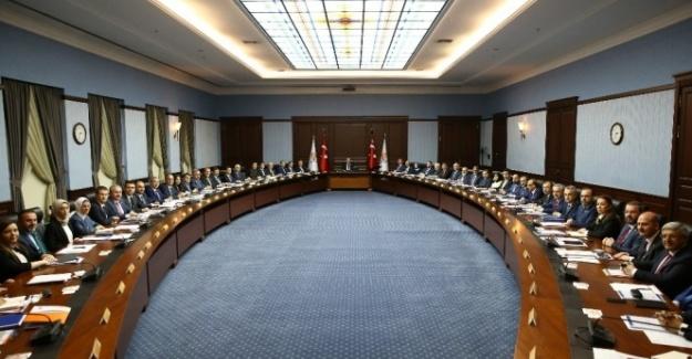 AK Parti MKYK Cumhurbaşkanı Erdoğan'ın başkanlığında toplandı
