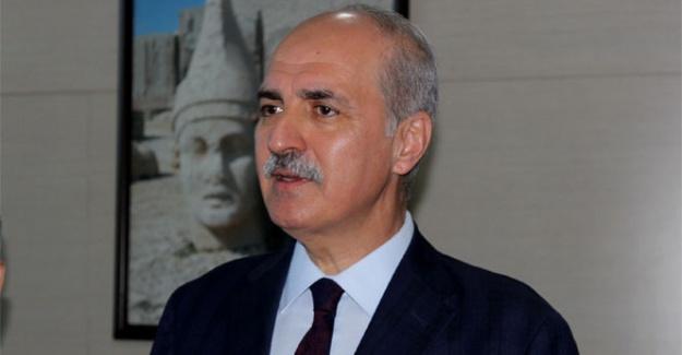 Başbakan Yardımcısı Kurtulmuş'tan Afrin açıklaması