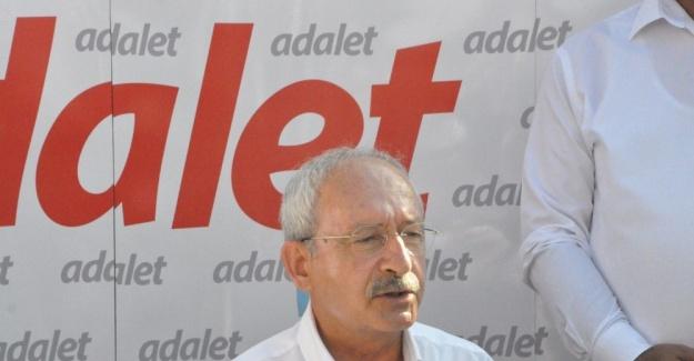 Kılıçdaroğlu; '' Yolumuza inanç kararlılık ile devam edeceğiz''