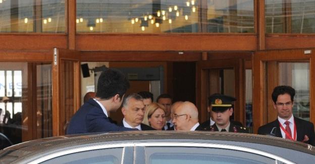 Macaristan Başbakanı Viktor Orban Türkiye'de