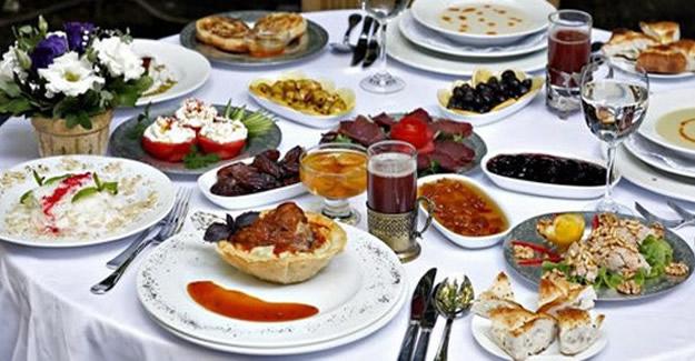 Ramazan'da sık yapılan beslenme hataları