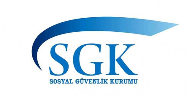 SGK'dan son gün uyarısı