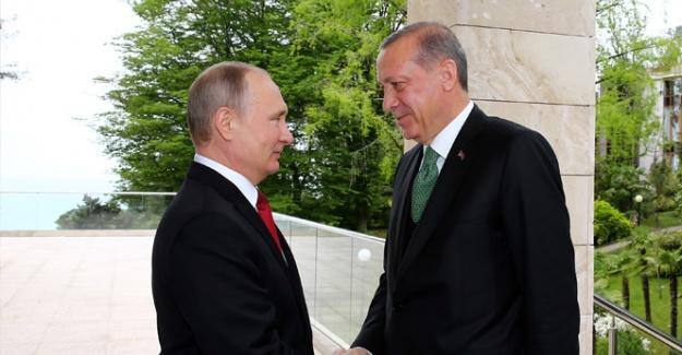 Trump ile görüşen Erdoğan, Putin'le de görüşecek