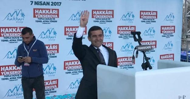 AK Partili Fırat'a suikast girişimi