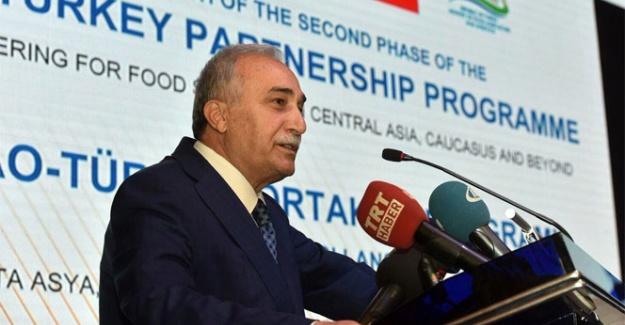 Bakan Fakıbaba'dan porsiyonları küçültün çağrısı