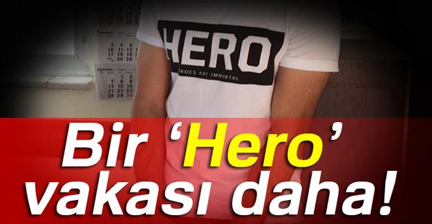 Bir 'Hero' vakası da Eskişehir'de