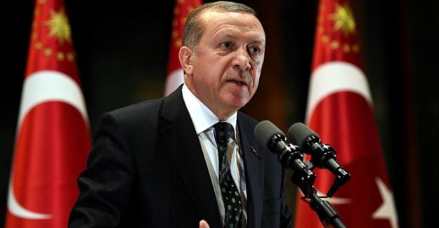 Cumhurbaşkanı Erdoğan: 'Türkiye'yi karalamaya gücünüz yetmez'