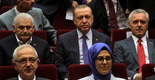 Erdoğan: 'Şu anda değişim zilleri tüm gücüyle çalıyor'