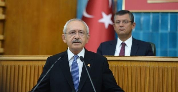 Kılıçdaroğlu: 'Mescid-i Aksa'nın ibadete kapatılması kabul edilemez'