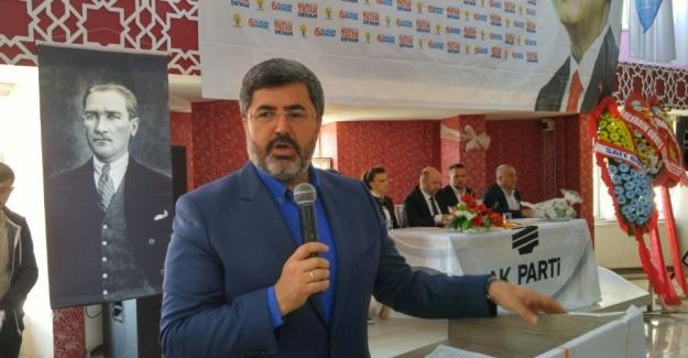 AK Partili Özkaya'dan, İdlib açıklaması