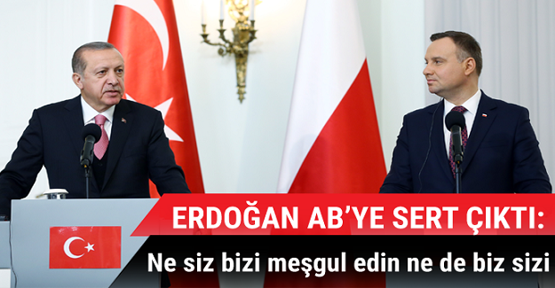 Erdoğan net konuştu: Minderden kaçan biz olamayacağız