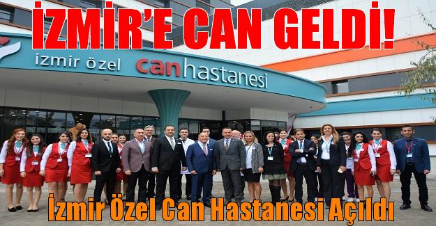 İzmir Özel Can Hastanesi Açıldı