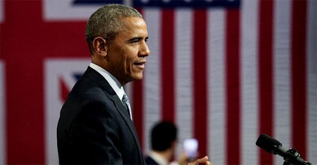 ABD eski Başkanı Obama, Paris'te