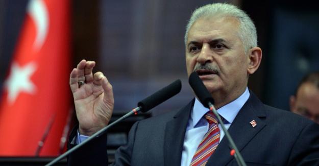 Başbakan Yıldırım'dan terörle mücadelede kararlılık vurgusu