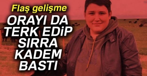 Bomba iddia! Mehmet Aydın Uruguay'dan da kaçtı