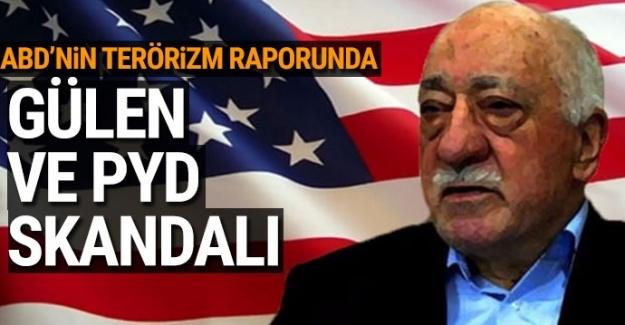 ABD terörizm raporunda 'Gülen ve PYD' skandalı