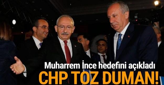Muarrem İnce İstanbul'a ne dedi?