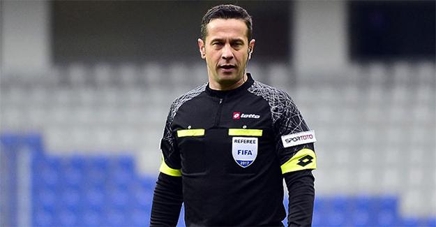 UEFA'dan Halis Özkahya'ya görev...