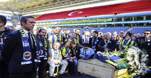 Fenerbahçe'den acı veda!
