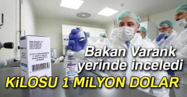 İşte Türkiye'nin ilk yerli kanser ilacı