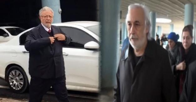 Metin Akpınar ve Müjdat Gezen'in ifadeleri ortaya çıktı