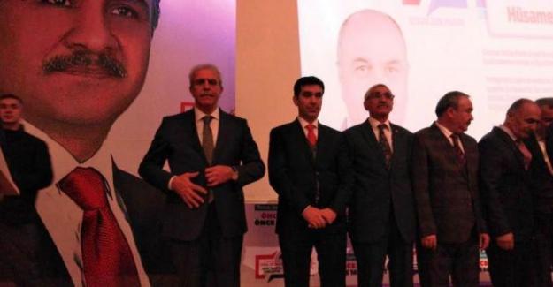AK Parti Mardin belediye başkan adayları açıklandı