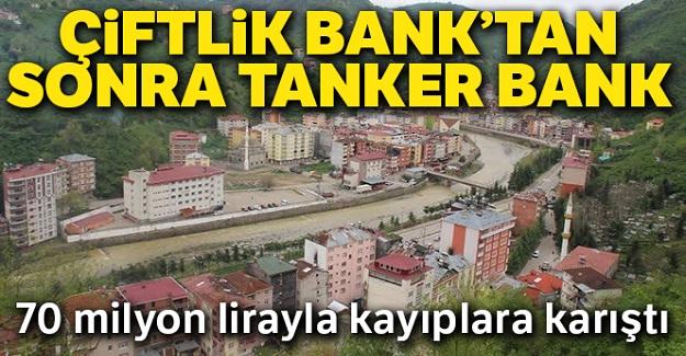 Çiftlik Bank'tan sonra şimdi de 'Tanker Bank' dolandırıcılığı
