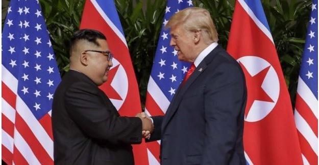 Kuzey Kore'den Trump açıklaması!