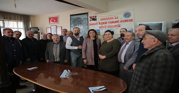 AK Partili Eroğlu: Çözüm ortaklarımız, çalışma ekibimizsiniz