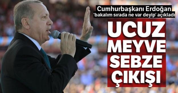 Cumhurbaşkanı Erdoğan'dan Kastamonu'da önemli açıklamalar