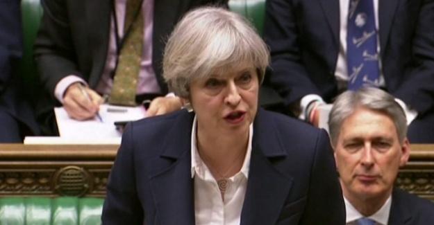 Theresa May, Brüksel'de müzakere arayışında