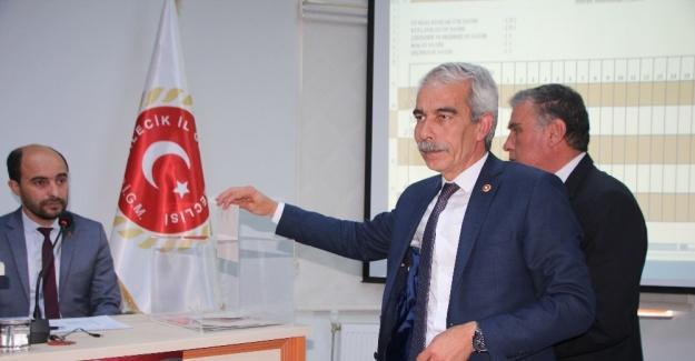 AK Parti İl Encümen seçimlerini MHP'ye bıraktı
