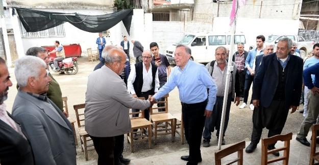 """Başkan Akay: """"Kırsal kalkınmayı Seyhan'da başlatacağız"""""""