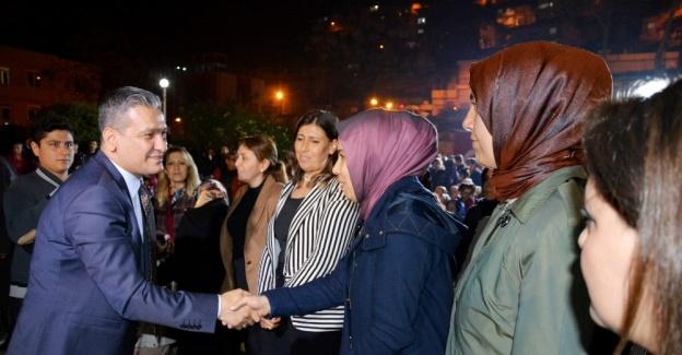 """Başkan Gül: """"Belen için verilen sözler tutulacak"""""""