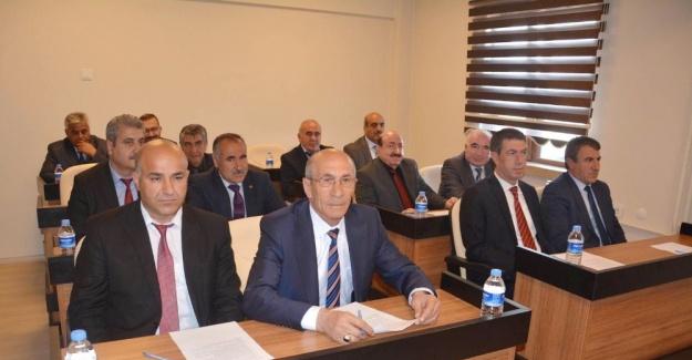 Haymana Belediye Meclisi ilk toplantısını yaptı