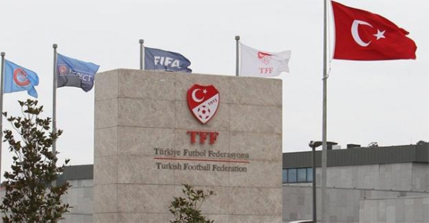 TFF'den Sural kararı
