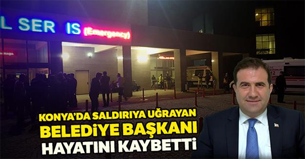 Bıçaklı saldırıya uğrayan belediye başkanı kurtarılamadı