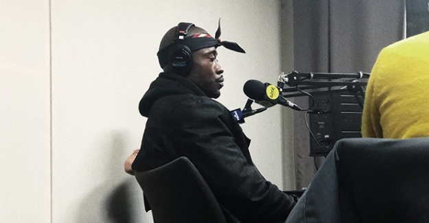 Fransa İçişleri Bakanı, Rapçi Conrad'ı şikayet etti