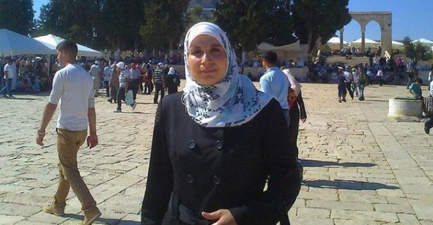 İsrail'den Filistinli kadın yazara 13 ay hapis