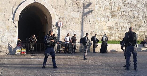İsrail askerleri ile Filistinliler arasında yaşanan çatışmada 1 kişi öldü