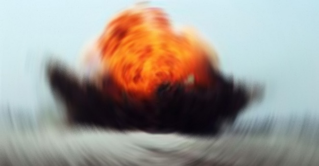 Musul'da patlama
