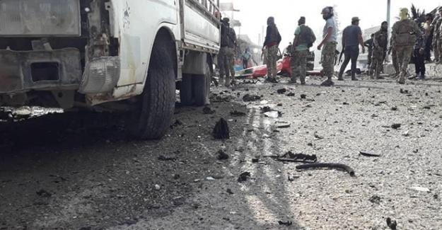 Tel Abyad'da patlama: 3 ölü, 10 yaralı