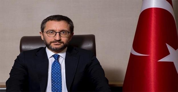 Altun'dan Yüksek İstişare Kurulu Toplantısı'na ilişkin açıklama