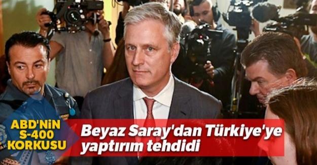 Beyaz Saray'dan Türkiye'ye yaptırım tehdidi